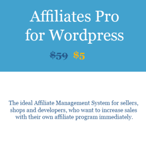 affiliates pro wordpress download now