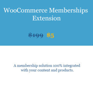 WooCommerce Memberships Extension buy download woobeast