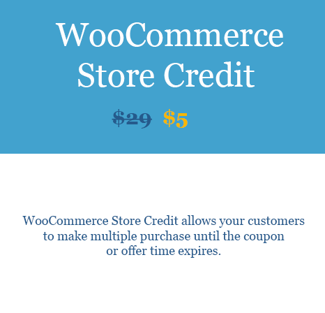WooCommerce Store Credit download woobeast